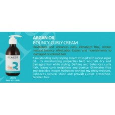 Argan Oil Bouncy Hair Cream 250ml (Beaver) *closeout*